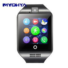 Smart Watch Bluetooth Smartwatch Phone with Camera TF/SIM Card Slot for Android Samsung Galaxy S7,S6,S5,Note 5,HTC,SONY,LG