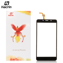 hacrin For Leagoo M8 Touch Screen 5.7 inch New Screen Digitizer Glass Panel Assembly Replacemen For Leagoo M8 Pro Mobile Phone(China)
