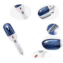 Mini Portable Handheld Garment Steamer Clothes Steam Brush Travel Home Dry-cleaning Laundry Electric Iron Machine EU Plug