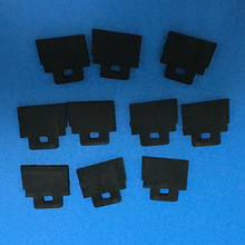 10pcs / lot dx4 print head wiper Roland VP540 SP540 VP300 SP300 RS540 RS640 Mimaki Mutoh Printer solvent dx4 printhead wiper