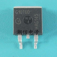 5PCS G10T60 TO-263 LCD Power FET Quality assurance. Transistors.Triode.