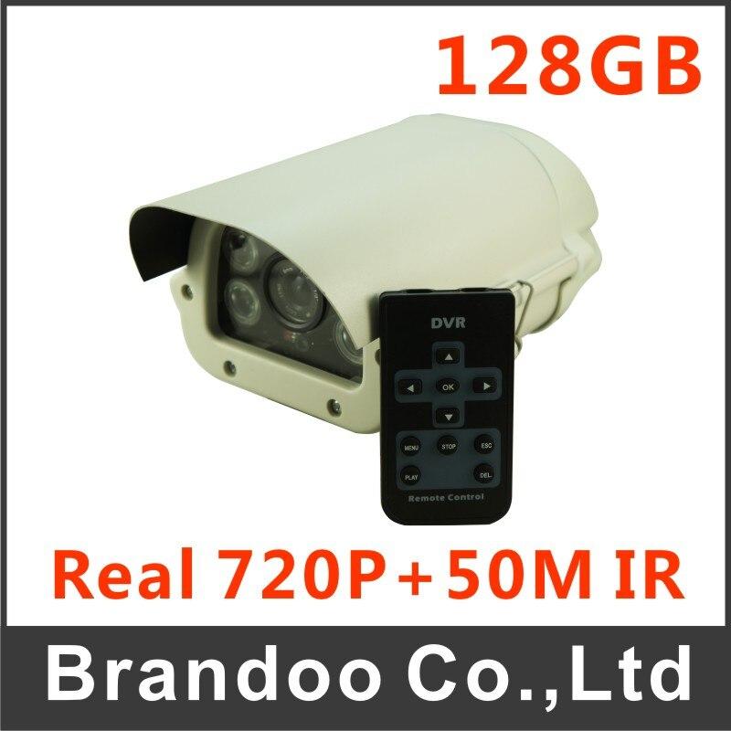 720p 128GB SD Camera, 50m Night View, Auto Recording, Waterproof Type<br><br>Aliexpress