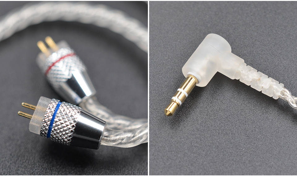 CCA_Silver_Plated_Upgrade_Cable_3.5 mm_Audio_Cable_4_Core_0.75mm_2_PIN_Earphone_Cable_DIY_for_CCA_C10_C04_C16 (8)