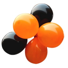 20pcs 10inch Orange Good Quality Latex Balloon Air Balls Inflatable Wedding Party Birthday Party Decoration Balloons Gift Balls(China)