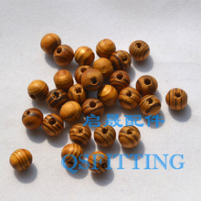 supply DIY fashion jewerly accessory,10MM Round shape wood beads,Bracelet accessory,Coffee colors(China)