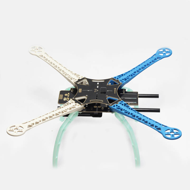 1set S500 PCB Frame Kit With Landing Gear for FPV Gopro Gimbal F450<br>