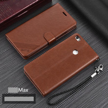 High Quality Flip Cover Case For Xiaomi Mi Max Pu Leather Phone Bag Magnetic Holster Xiaomi Mi Max / Xiaomi Mi Max 2 Case(China)