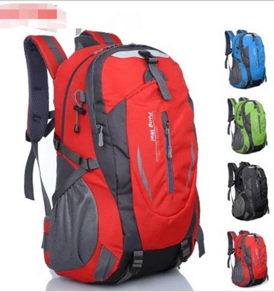 Ecoparty mochilas mens backpack bagpack sport mountain Maleroads 40L waterproof women travel backpacks<br>