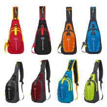 Unisex Nylon Travel Sports Shoulder Sling Day Pack Chest Bag Pouch Messenger NEW