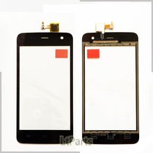 4.7'' Touchscreen For Micromax unite 2 A106 Touch Sensor Screen Digitizer with Flex Cable Front Glass With Sensor Free Shipping
