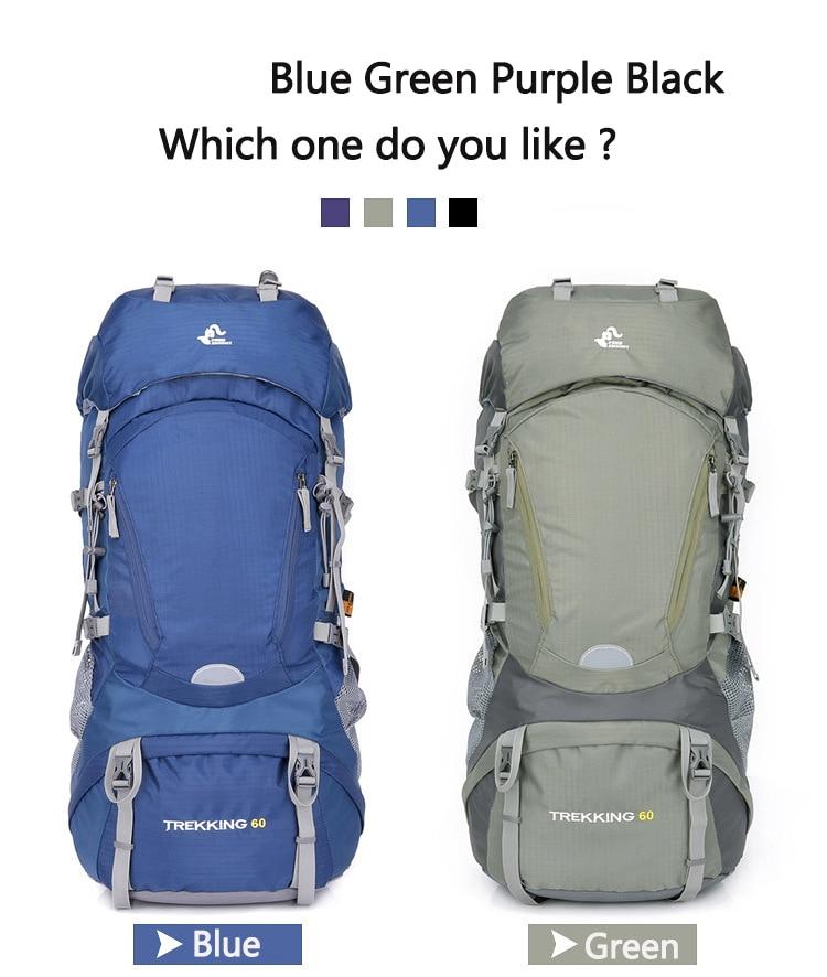 60l United Trekking Backpacks 11