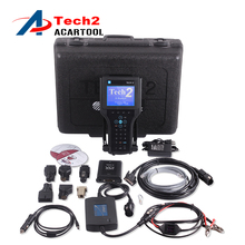 DHL free shipping gm tech2 diagnostic tool for GM/SAAB/OPEL/SUZUKI/ISUZU/Holden Vetronix gm tech 2 scanner for Gm Tech2