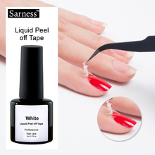 8ml Tape Latex Tape Finger Skin Protected Liquid Palisade Nail Polish Glue Peel Off Liquid Nail Art Easy Clean Base Coat Care(China)