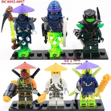6starwars super heroes marvel Ninja Wu/Morro/Ronin building blocks bricks hobby interesting toys kids speelgoed - Shop3014007 Store store