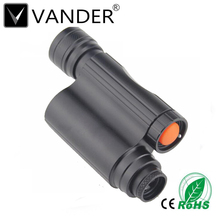 VANDER Cree Flashlight Mini Flashlight Telescopic Zoomable Flashlight 16340 Led Flashlight Linterna Torch For Home Lampe Torche