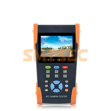Network TEST CCTV tester CVI ip network Onvif CCTV IP Camera Tester Monitor with 3.5 inch LCD screen Smart security IPC-5300CVI