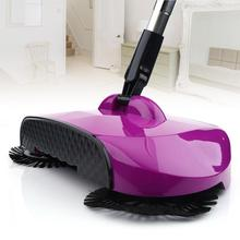 Stainless Steel Sweeping Machine Push Type Hand Push Magic Broom Dustpan Handle Household Cleaning Hand Push Floor Sweeper