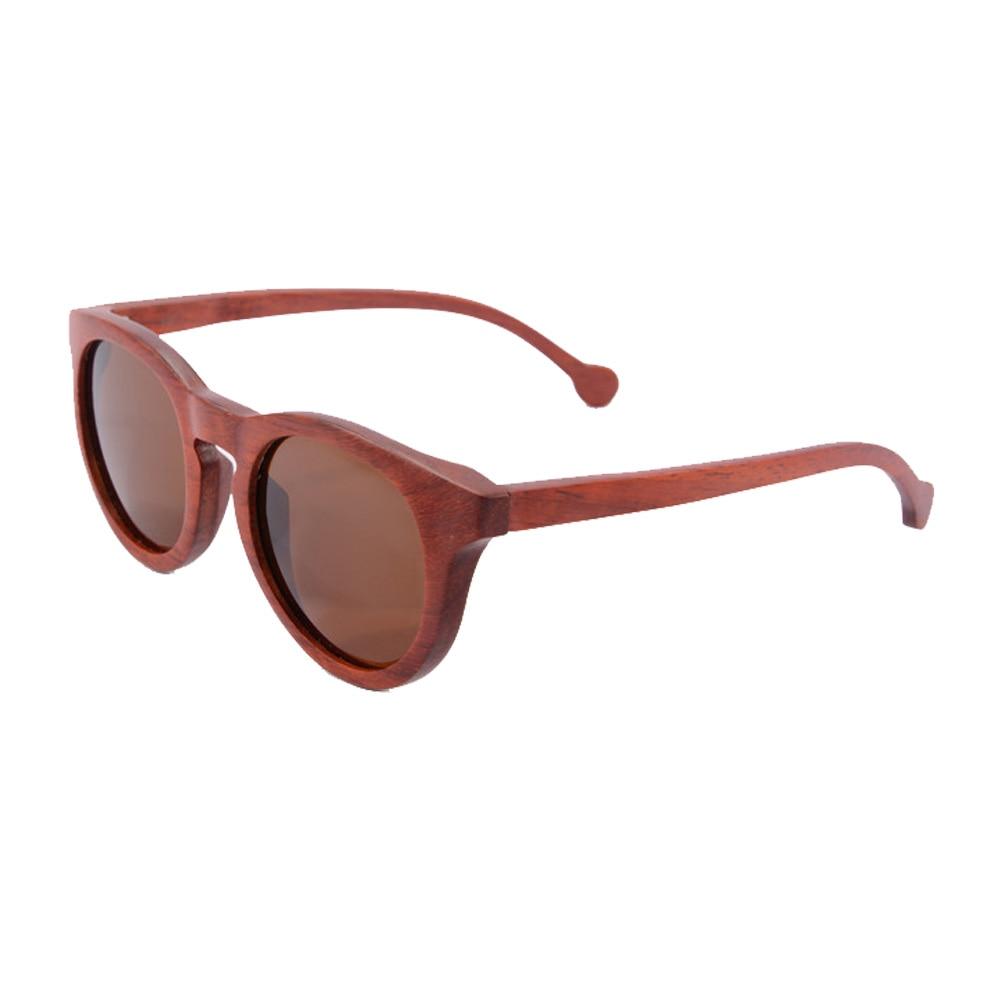 High Quality Handmade Wooden Sun Glasses Vintage Round Anti-400 Polarized Sunglasses For Women Shade Oculos De Sol TU51<br><br>Aliexpress
