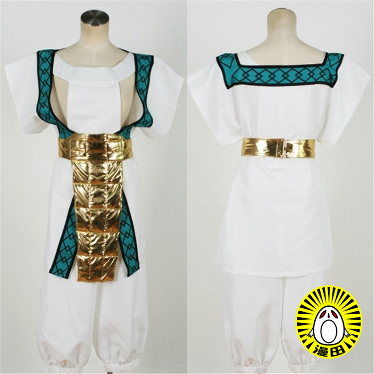 Can be tailored The Labyrinth of Magic Anime cosplay cartoon Halloween Man Woman cosplay costume