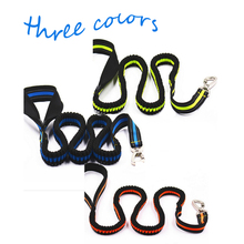 Outdoor Dog Collars Light Reflective Collar Nylon Pet Cat Dog Collar 3 Color Goods For Pets