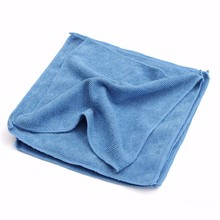 5 x Microfiber Eyeglasses Lens Cell Phone Screen Glass Camera Lens Cleaner Cleaning Cloth Blue 17x17cm New(China)