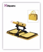 HISMITH New Sex Machine Female Masturbation Pumping Gun with 6 Dildos Attachments Automatic Sex Machines for Women Sex Products 3
