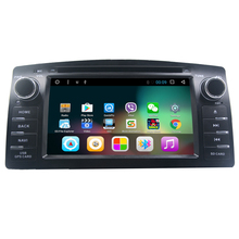 Android 6.0 Car dvd Player For Toyota Corolla E120 2003 2004 2005 2006 car stereo GPS tape recorder headunit bluetooth wifi 4G
