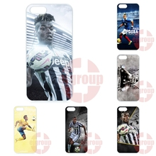 paul pogba juventus football fc team Hard Skin For Samsung Galaxy J1 J2 J3 J5 J7 2016 Core 2 S Win Xcover Trend Duos Grand