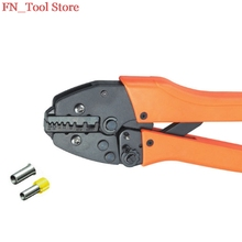 FASEN VH5-10WC 0.75,1.0,1.5,2.5,4,6,10mm2 Ratchet crimping plier AWG20-8 Dedicated cable connector crimping tool