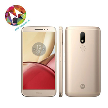Global Firmware Original Motorola MOTO M XT1662 Cell Phone Android 6.0 Octa Core 2.2GHz 4G 32G 5.5'' 1920*1080P 16MP Fingerprint(China)