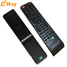 ME ELO+ Wireless Remote control for MEELO+ Meelo One and X solo mini2 satellite Receiver Remote controller for MEELO COMBO(China)