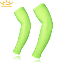Buy ARSUXEO 1 Pair Outdoor Sports Cooling Arms Sleeves Cycling Basketball Cover UV Sun Protection XL Size for $2.88 in AliExpress store