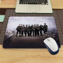 Band Of Brothers Durbale Mouse Pad for Size 18*22cm and 25*29cm