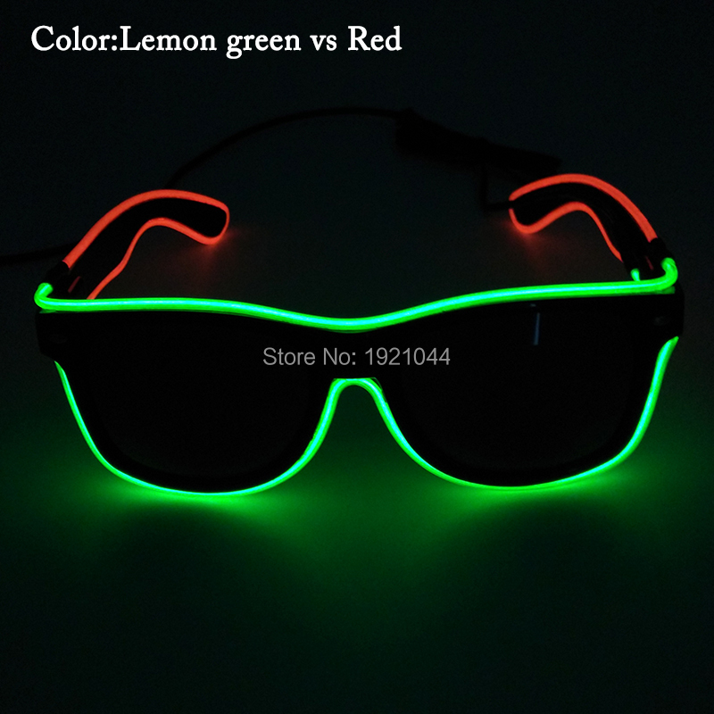 lemon green red