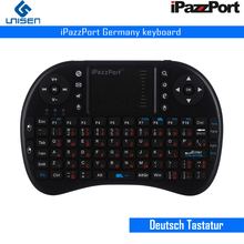 iPazzPort Germany Mini Wireless keyboard and Mouse Combo for AndroidTV Box, Raspberry Pi, Intel Compute Stick
