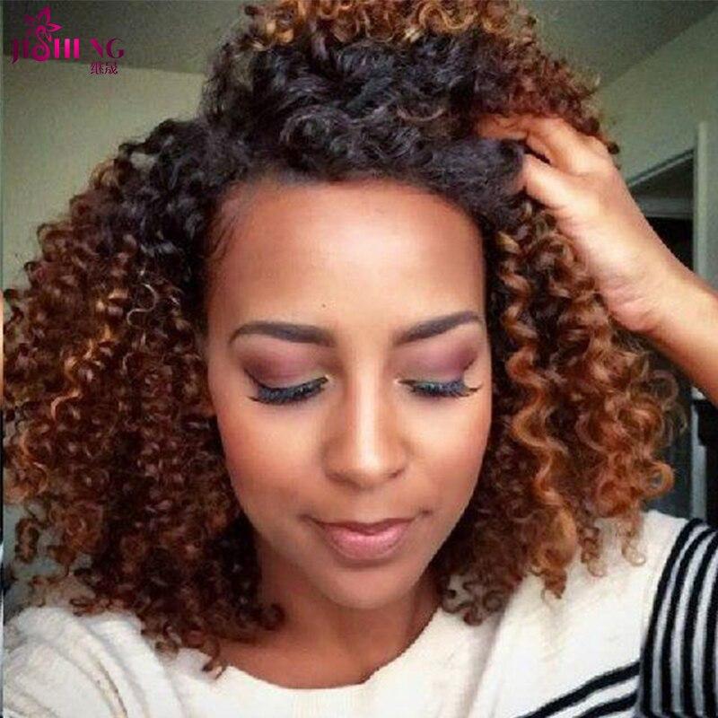 Rosa Hair Products Brazilian Deep Curly Virgin Hair Extensions 1pc Blonde Brazilian Hair Weave Bundles Ombre Human Hair Weave<br><br>Aliexpress