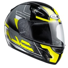 Free Shipping Original New Design HJC CS-14 Motorcycle Full Face Helmet Automobile Race Helmet ECE Approved(China)