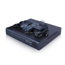 Surveillance Digital Video Recorder Mini CCTV DVR 4 Channel Full D1  H.264 Onvif  Network 4CH DVR for Home Security CCTV Camera