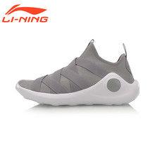 Li-Ning Men's Basketball Culture Shoes Samurai III Wade Light Breathable Sneakers Textile LiNing Sports Shoes ABCM009(China)