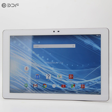 10 inch Quad Core Android 5.0 Tablet pc 1GB RAM 16GB ROM TN LCD Tablets pc FM WiFi  cheap and simple Tablet pc