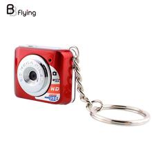Red NEW Mini Digital Camera Video Camcorder World Smallest HD DVR Webcam Operating System Brand New