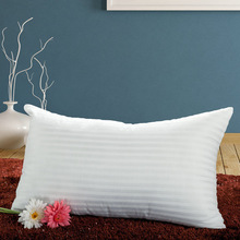 2016 Hot sale hotel home 100% polyester Rectangle bedding pillow(China)