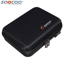 Original SOOCOO Action Video Camera Bag Storage Collection Protective Nylon Case Box for C30 C30R S60 S60B S70 2K Wifi Sport DV(China)