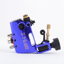 Tattoo Machine High Quality Stigma Hyper V3 Tattoo Machine Blue Color Rotary Gun For Shader And Liner Free Shipping(China)