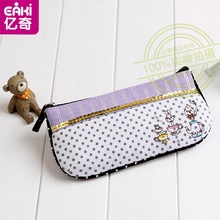 cloth personality students practical pencil bag fashion canvas coin purse