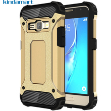 For Samsung Galaxy J2 Prime Case Ultra Heavy Duty Rugged Rubber Shockproof Cover Case For Samsung J2 Prime 2016 A3 A5 A7 2017(China)