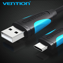 Vention USB C Cable USB Type C Cable 2A 3A USB 3.1 Fast Charging USB-C Data Cable Type-C Cable for Samsung Huawei ZUK LG Xiaomi(China)