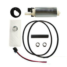 Custom New high peformance Electric Fuel Pump & Install Kit For car Buick Cadillac GMC Chevy EP189(China)