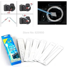 Pro CCD CMOS Sensor Dust Jelly Cleaner Cleaning Kits for Canon Nikon SONY PENTAX SAMSUNG GROPO Camera DSLR