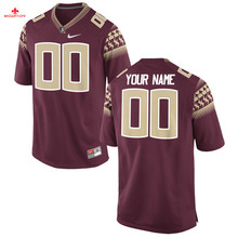 Nike 2017 FSU Derwin James 3 Kan Maat Een Naam Elke Logo Limited Ijshockey Jersey Deion Sanders 2 Jimbo Fisher 1(China)